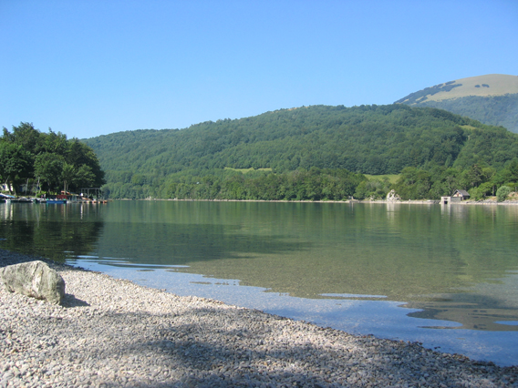 Grand lac de Laffrey